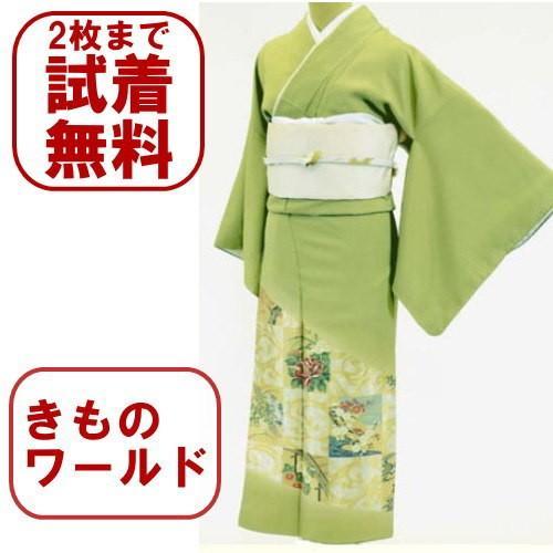 色留袖 レンタル 819番 20点フルセットレンタル 往復送料無料|kimono-world