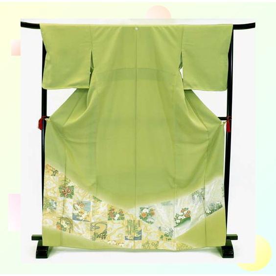 色留袖 レンタル 819番 20点フルセットレンタル 往復送料無料|kimono-world|03
