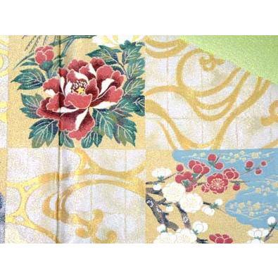 色留袖 レンタル 819番 20点フルセットレンタル 往復送料無料|kimono-world|04