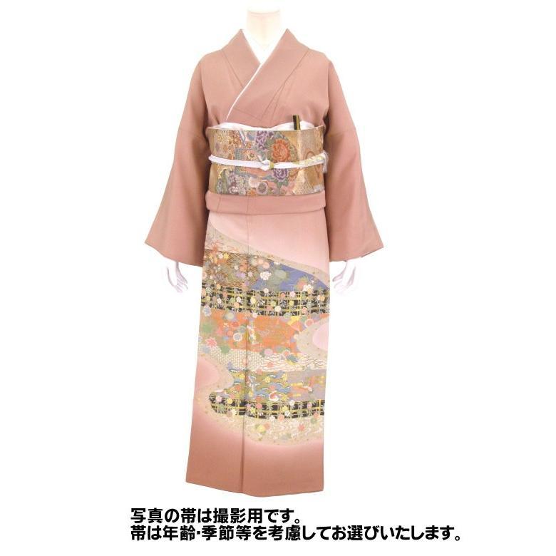 色留袖 レンタル 820番 20点フルセットレンタル 往復送料無料|kimono-world|03