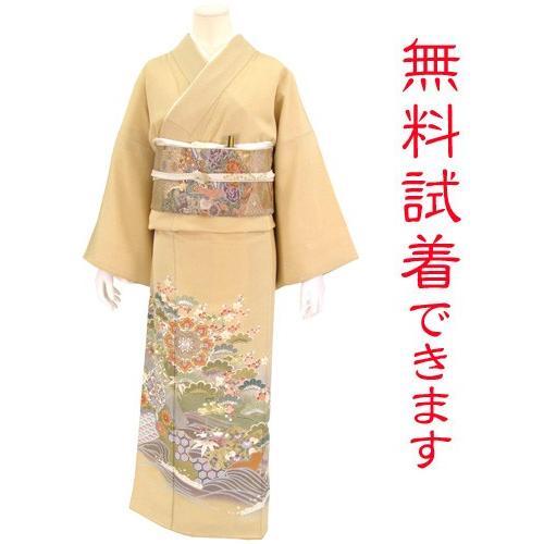 色留袖 レンタル 822番 20点フルセットレンタル 往復送料無料|kimono-world