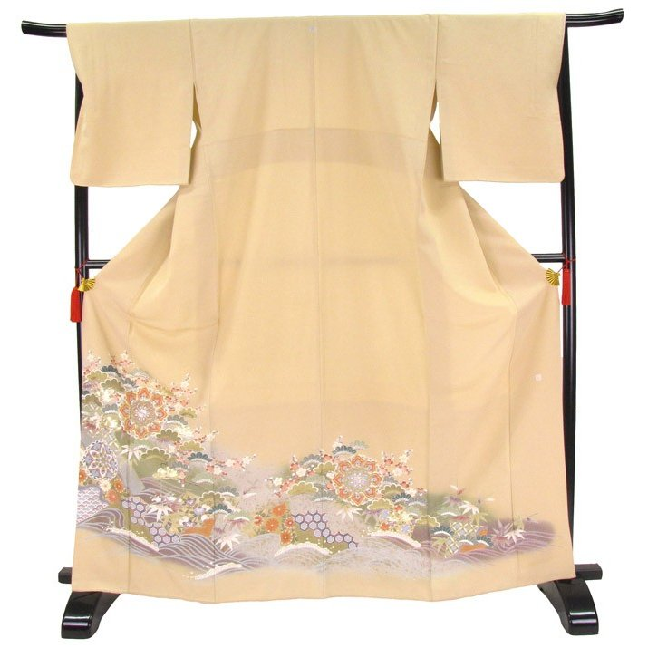色留袖 レンタル 822番 20点フルセットレンタル 往復送料無料|kimono-world|02