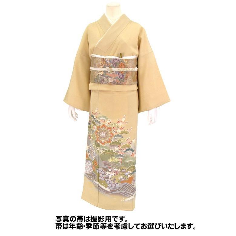 色留袖 レンタル 822番 20点フルセットレンタル 往復送料無料|kimono-world|03