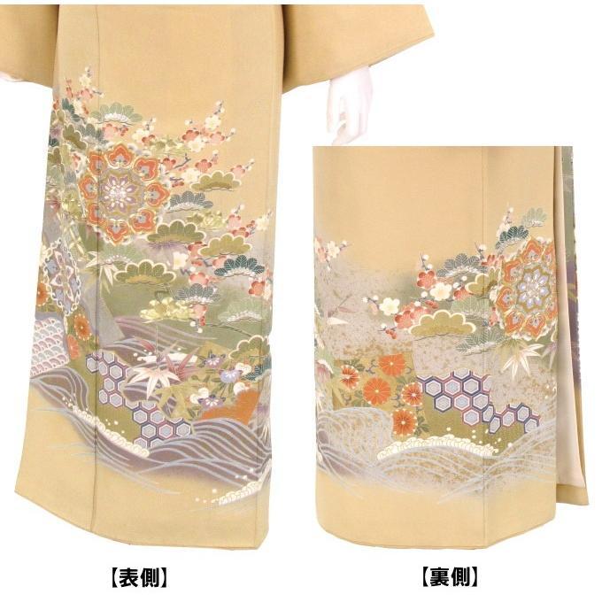 色留袖 レンタル 822番 20点フルセットレンタル 往復送料無料|kimono-world|04