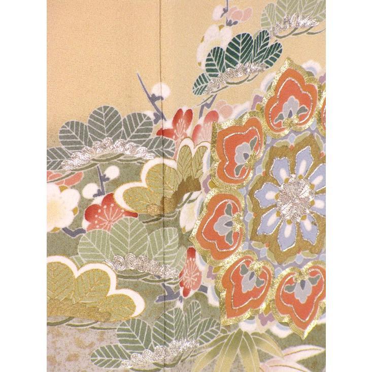 色留袖 レンタル 822番 20点フルセットレンタル 往復送料無料|kimono-world|07