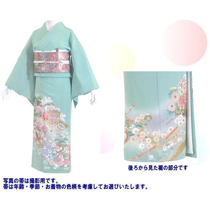 色留袖 レンタル 825番 20点フルセットレンタル 往復送料無料|kimono-world|02