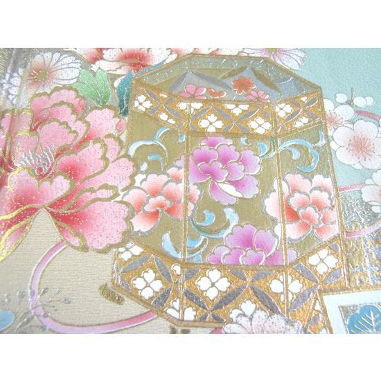 色留袖 レンタル 825番 20点フルセットレンタル 往復送料無料|kimono-world|04