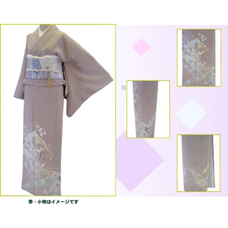 色留袖 レンタル 826番 20点フルセットレンタル 往復送料無料|kimono-world|02