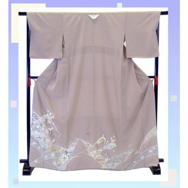 色留袖 レンタル 826番 20点フルセットレンタル 往復送料無料|kimono-world|03