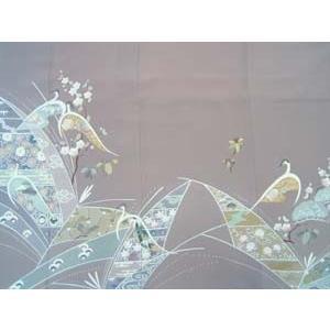 色留袖 レンタル 826番 20点フルセットレンタル 往復送料無料|kimono-world|04