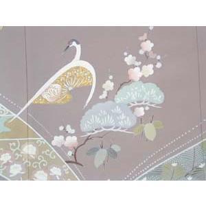 色留袖 レンタル 826番 20点フルセットレンタル 往復送料無料|kimono-world|07
