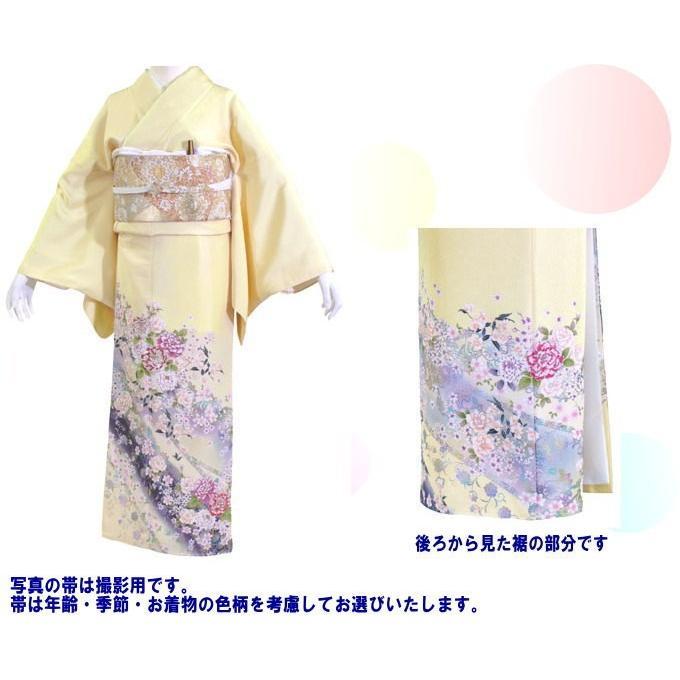 色留袖 レンタル 831番 20点フルセットレンタル 往復送料無料 kimono-world 02