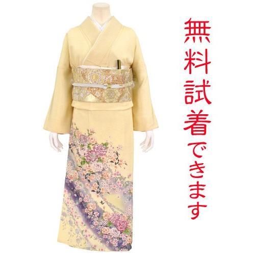 色留袖 レンタル 833番 20点フルセットレンタル 往復送料無料|kimono-world