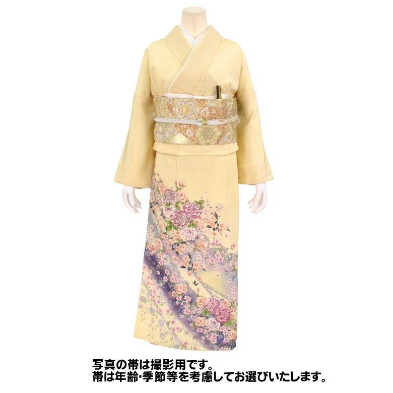 色留袖 レンタル 833番 20点フルセットレンタル 往復送料無料|kimono-world|03