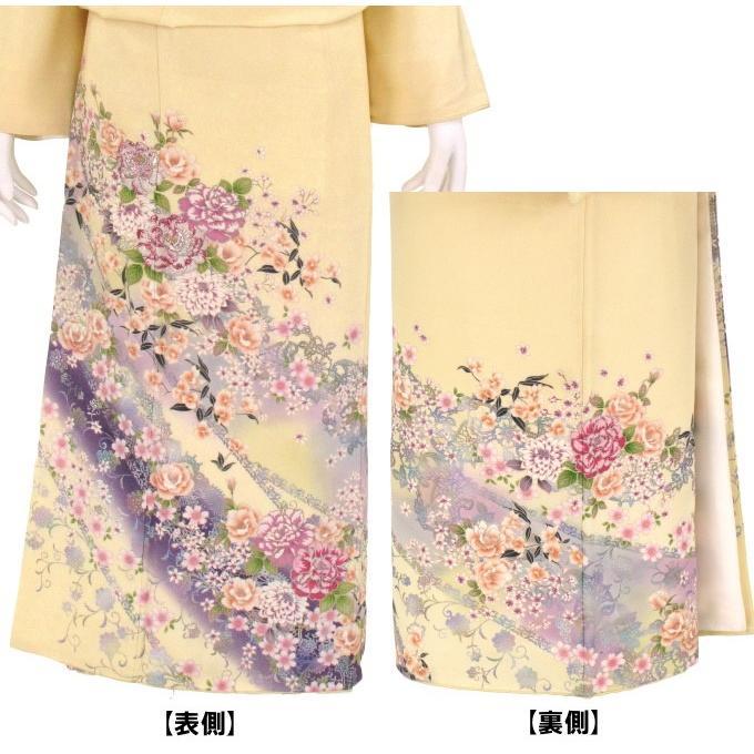 色留袖 レンタル 833番 20点フルセットレンタル 往復送料無料|kimono-world|04