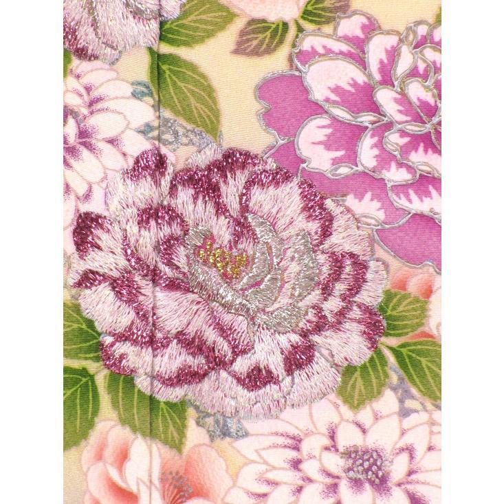 色留袖 レンタル 833番 20点フルセットレンタル 往復送料無料|kimono-world|05