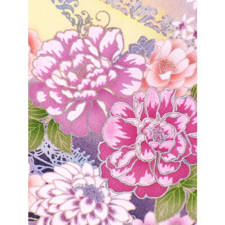 色留袖 レンタル 833番 20点フルセットレンタル 往復送料無料|kimono-world|06