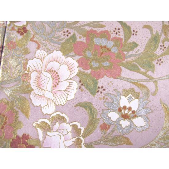 桂由美 薔薇の戯れ 色留袖 レンタル 834番 20点フルセットレンタル 往復送料無料|kimono-world|05