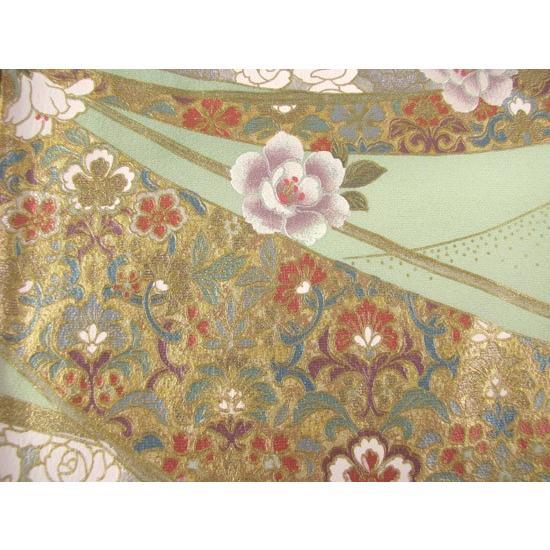 桂由美 花の訪れ 色留袖 レンタル 838番 20点フルセットレンタル 往復送料無料|kimono-world|05