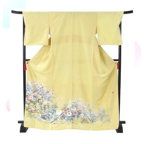 色留袖 レンタル 840番 20点フルセットレンタル 往復送料無料|kimono-world|03