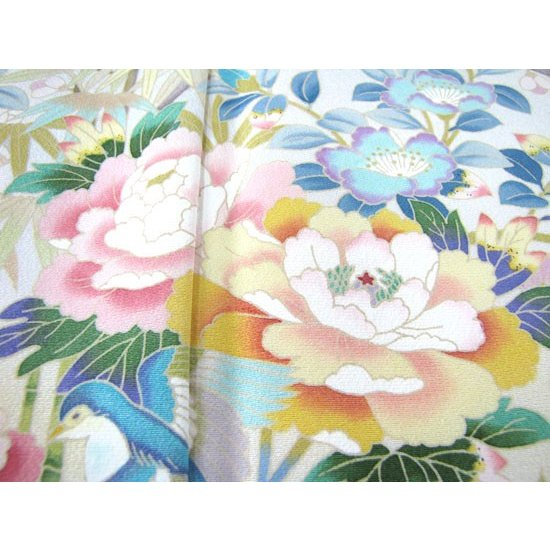 色留袖 レンタル 840番 20点フルセットレンタル 往復送料無料|kimono-world|04