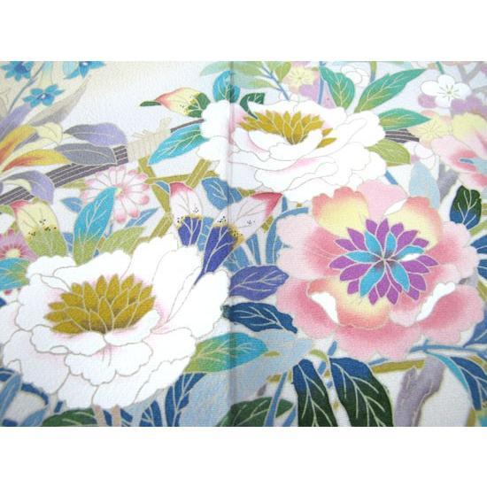色留袖 レンタル 840番 20点フルセットレンタル 往復送料無料|kimono-world|06