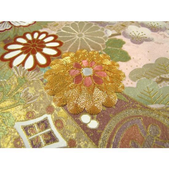 桂由美 色留袖 レンタル 844番 20点フルセットレンタル 往復送料無料|kimono-world|05