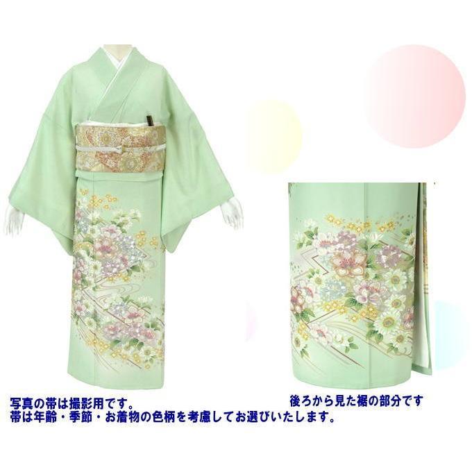 色留袖 レンタル 848番 20点フルセットレンタル 往復送料無料 kimono-world 02