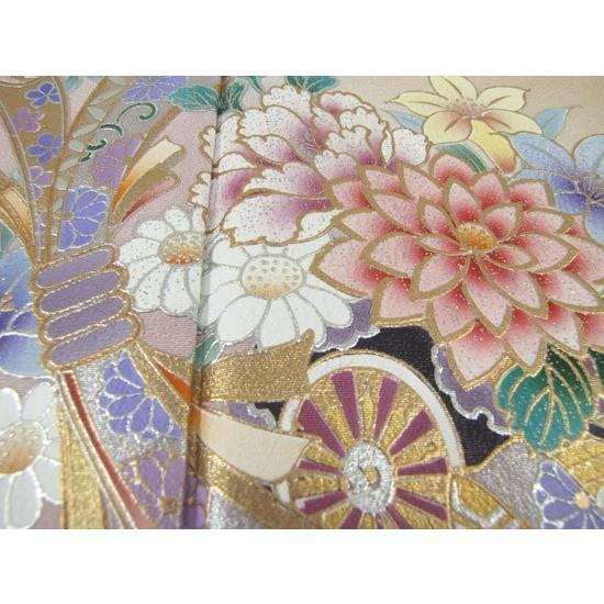 色留袖 レンタル 852番 20点フルセットレンタル 往復送料無料 kimono-world 04