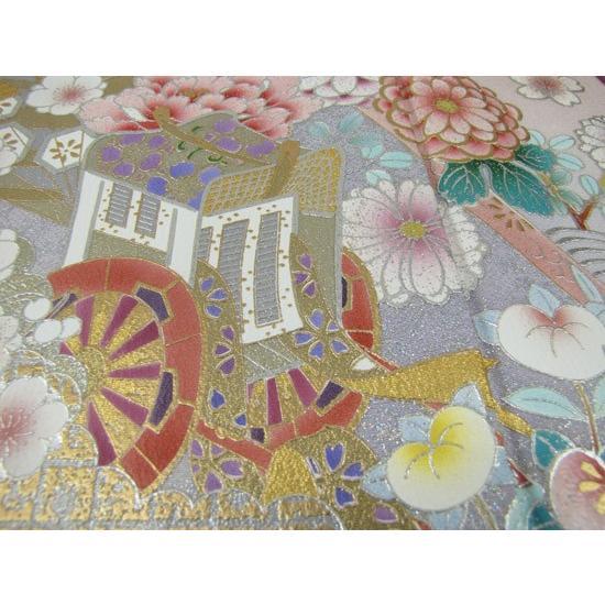 色留袖 レンタル 852番 20点フルセットレンタル 往復送料無料 kimono-world 05