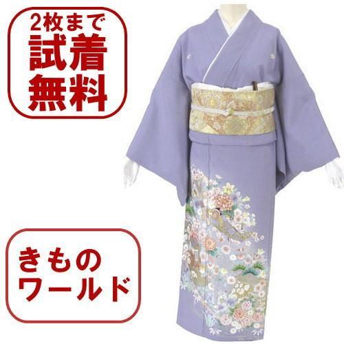 色留袖 レンタル 854番 20点フルセットレンタル 往復送料無料|kimono-world