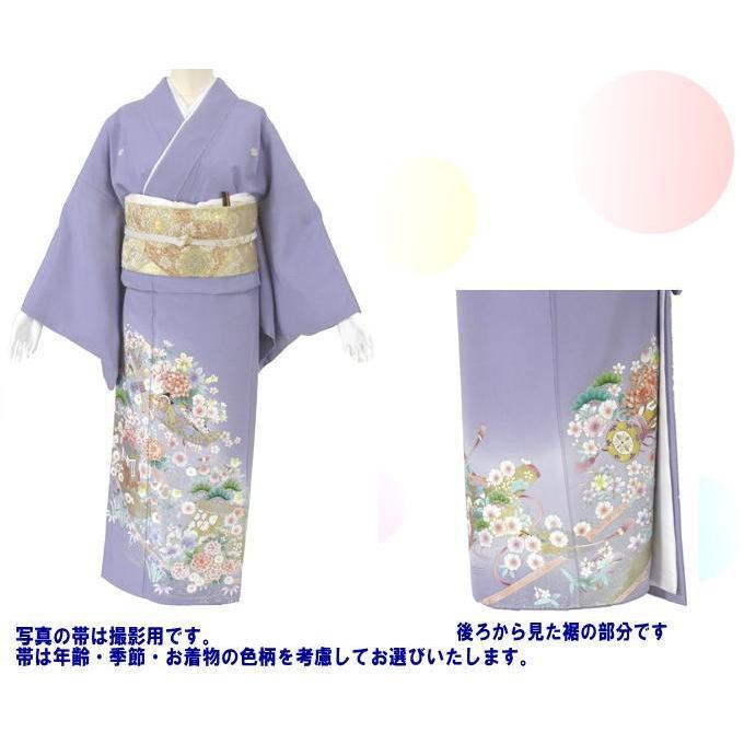 色留袖 レンタル 854番 20点フルセットレンタル 往復送料無料|kimono-world|02