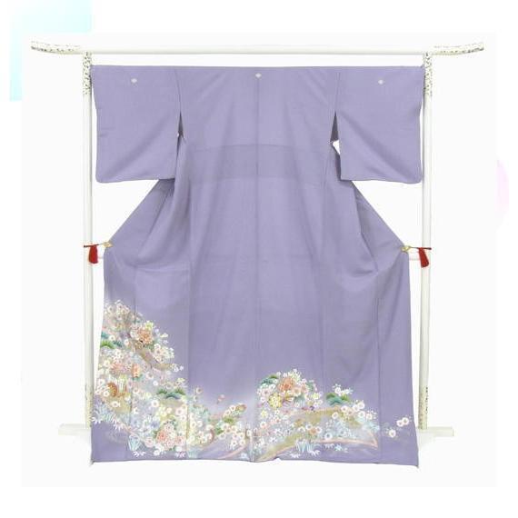 色留袖 レンタル 854番 20点フルセットレンタル 往復送料無料|kimono-world|03