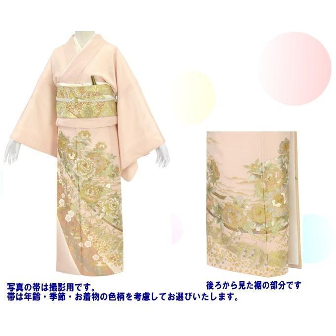 桂由美 色留袖 レンタル 855番 20点フルセットレンタル 往復送料無料|kimono-world|02