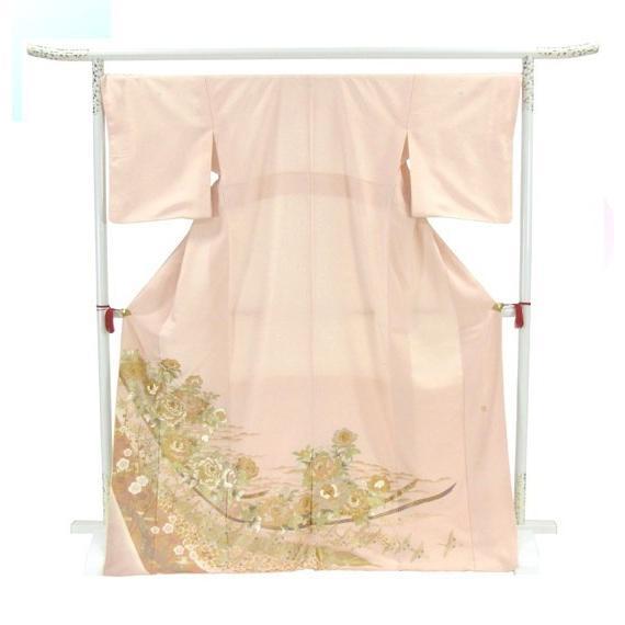 桂由美 色留袖 レンタル 855番 20点フルセットレンタル 往復送料無料|kimono-world|03