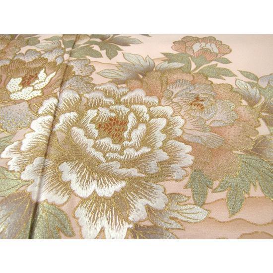 桂由美 色留袖 レンタル 855番 20点フルセットレンタル 往復送料無料|kimono-world|04