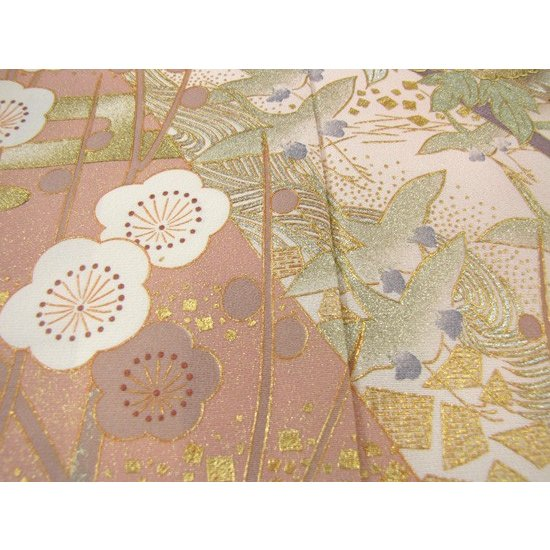 桂由美 色留袖 レンタル 855番 20点フルセットレンタル 往復送料無料|kimono-world|05