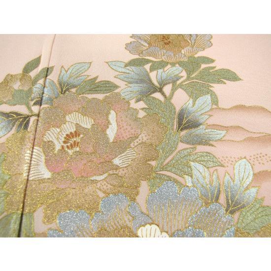 桂由美 色留袖 レンタル 855番 20点フルセットレンタル 往復送料無料|kimono-world|06