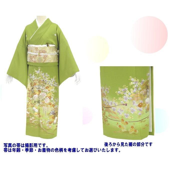 桂由美 色留袖 レンタル 857番 20点フルセットレンタル 往復送料無料|kimono-world|02