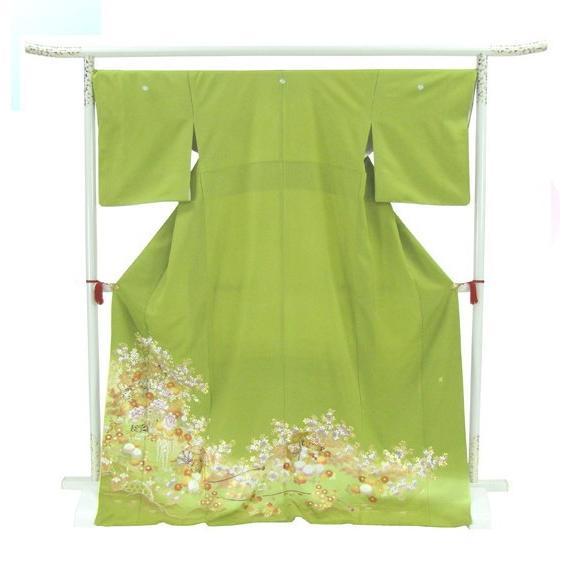 桂由美 色留袖 レンタル 857番 20点フルセットレンタル 往復送料無料|kimono-world|03