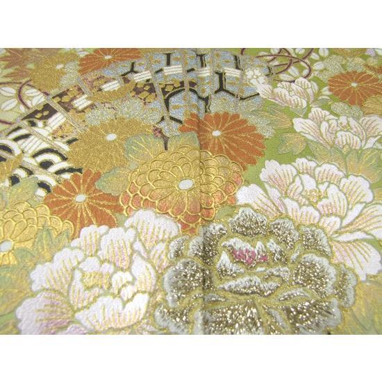 桂由美 色留袖 レンタル 857番 20点フルセットレンタル 往復送料無料|kimono-world|04