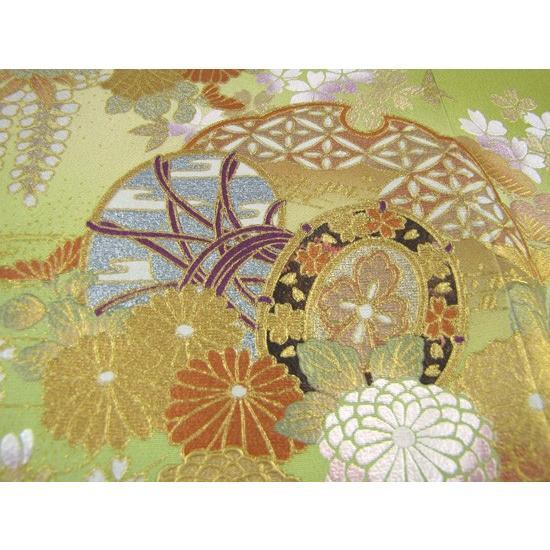 桂由美 色留袖 レンタル 857番 20点フルセットレンタル 往復送料無料|kimono-world|05