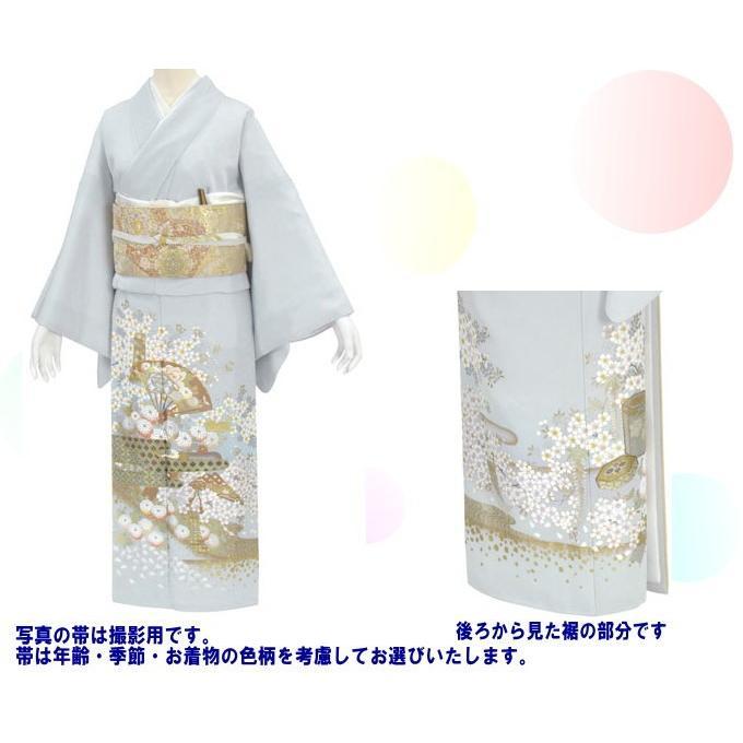 桂由美 色留袖 レンタル 858番 20点フルセットレンタル 往復送料無料 kimono-world 02