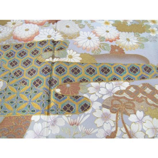 桂由美 色留袖 レンタル 858番 20点フルセットレンタル 往復送料無料 kimono-world 05