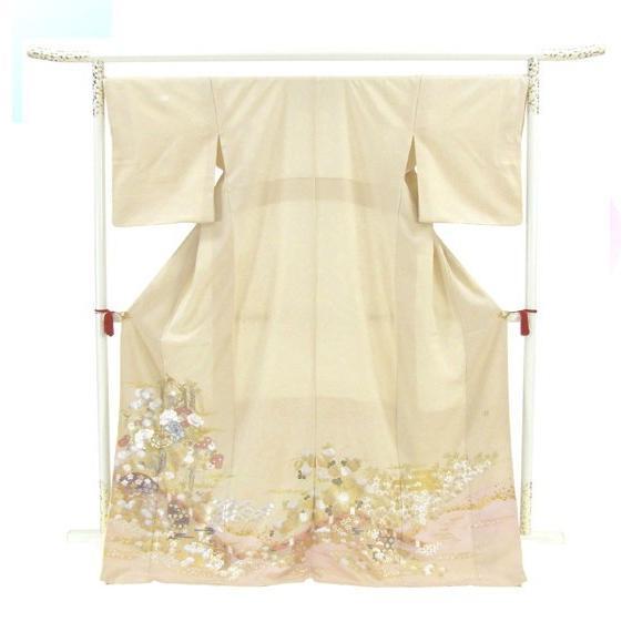 桂由美 色留袖 レンタル 859番 20点フルセットレンタル 往復送料無料 kimono-world 03