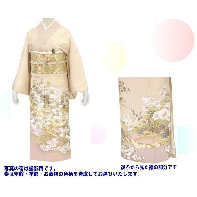 桂由美 色留袖 レンタル 860番 20点フルセットレンタル 往復送料無料|kimono-world|02
