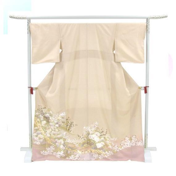 桂由美 色留袖 レンタル 860番 20点フルセットレンタル 往復送料無料|kimono-world|03