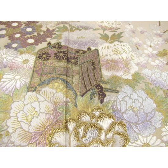 桂由美 色留袖 レンタル 860番 20点フルセットレンタル 往復送料無料|kimono-world|04