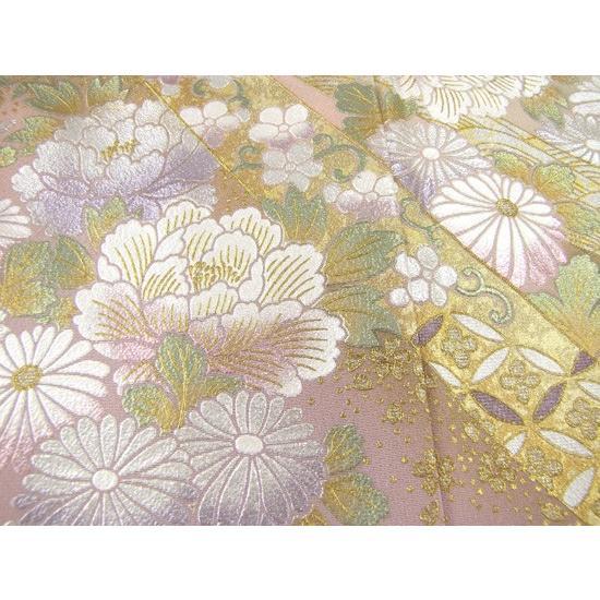 桂由美 色留袖 レンタル 860番 20点フルセットレンタル 往復送料無料|kimono-world|05
