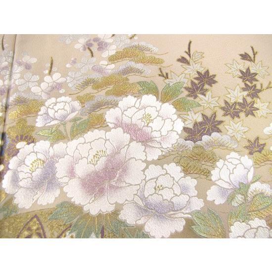 桂由美 色留袖 レンタル 860番 20点フルセットレンタル 往復送料無料|kimono-world|06